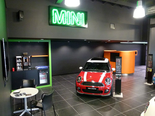 MINI Showroom